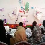 تجلیل از عید سعید قربان و روز جهانی صلح